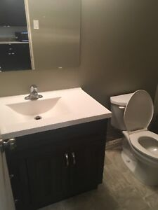 2 Bed basement rooms for rent $1050 include All