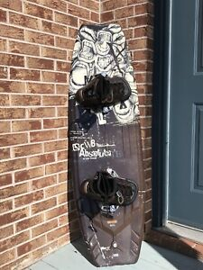 Wakeboard- Connelly Absolute 141 w/ handle and line