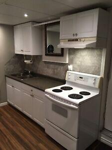 2 bed Mid level basement suite Nov15/Dec1 near downtown/hospital