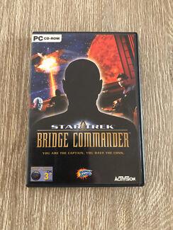 StarTrek Bridge Commander PC-CDROM