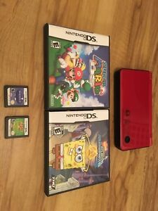 Nintendo DSI(with 4 kids games)and Tablet