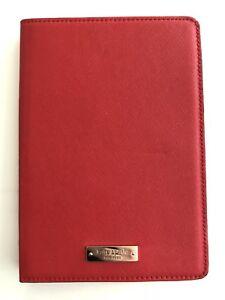Kate Spade Signature Red & Pink iPad Mini Case