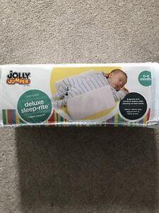 Jolly jumper sleep rite