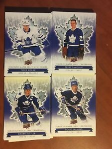 Hockey cards lot 249 cards $50 obo