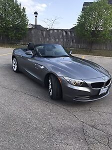 2009 BMW Z4 with M and premium package..