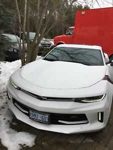 Lease takeover 2018 Chevrolet Camaro RS Redline Edition