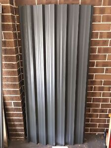 Colourbond sheet for fence or gate - new Maribyrnong Maribyrnong Area Preview