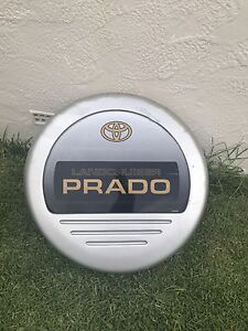 Toyota Landcruiser Prado Spare Tyre Cover for 90 Series Prado North Manly Manly Area Preview