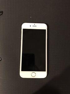 Iphone 6 blanc/argent