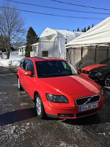 Volvo V50 AWD 2.5l turbo!!