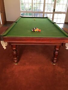 Full size billiard table Wantirna South Knox Area Preview