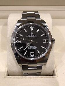 Rolex Explorer 1 For Sale Melbourne CBD Melbourne City Preview