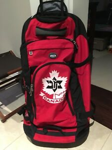 CANADA duffle sports bag luggage