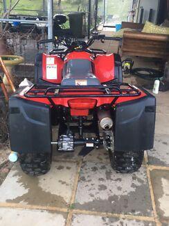 250 Ozark quad bike