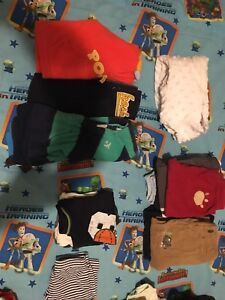Boys 6 months clothing (price negotiable) 32 pieces