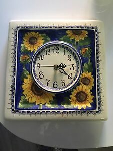 Clock from Italy Campsie Canterbury Area Preview