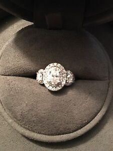 Vera Wang Diamond Ring