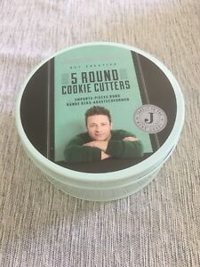 Brand new Jamie Oliver cookie cutters