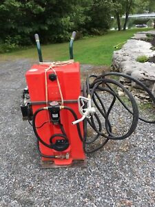 128 litre gas container