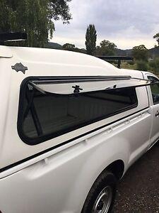 Toyota Hilux single cab canopy Devonport Devonport Area Preview