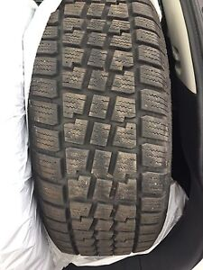 Winter tires P215/55R17 Hercules Avalanche Xtreme
