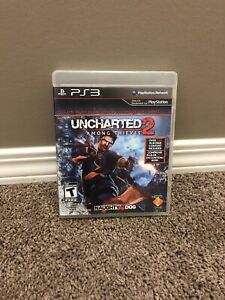 PS3 Game - Unchartered 2