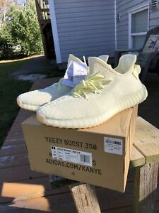 Adidas Yeezy 350 Boost Butter Size 12 US