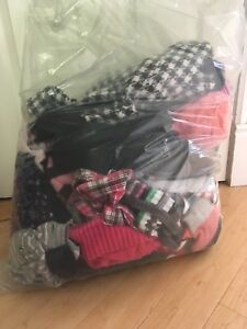 Girls size 5 Fall/winter clothing
