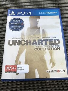 Uncharted The Nathan Drake Collection Nightcliff Darwin City Preview