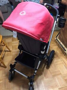 Red Bugaboo Cameleon