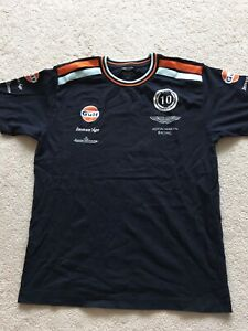 Aston Martin Racing t shirt size small used