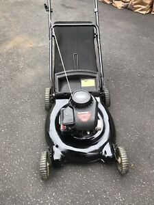 Yard Machines 158cc Lawnmower