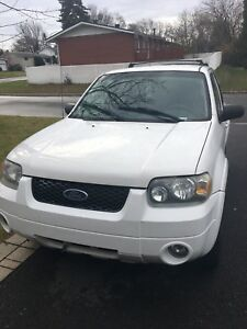 FORD ESCAPE HYBRID 2006 URGENT