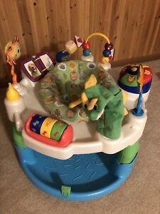 Baby Items (exersaucer, playmat, blankets & jumper)