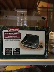 Coleman Gas Stove/Grill