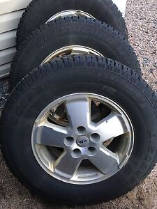 Cooper Studded Winter Tires