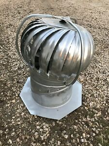 Turbine Vent, Whirlybird