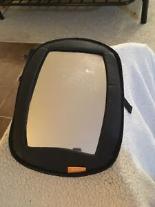 Stroller bug net and car seat mirror