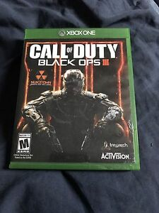 Call of duty Black ops 3 **XBOX ONE**