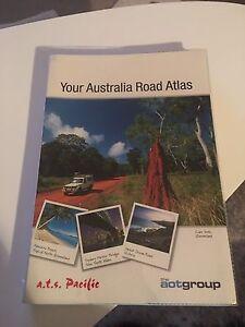 Your Australia Road Atlas Surry Hills Inner Sydney Preview