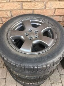 Subaru alloy wheels /rims