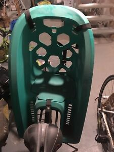 Infant/ toddler bike seat