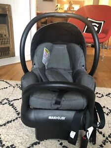 Maxi cosi mico max 30 infant car seat with base
