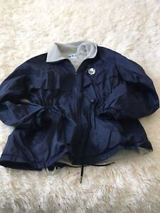 Toronto Maple Leaf youth's large or women's small jacket