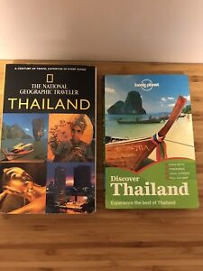 Travel/Discover Thailand National Geographic/Lonely Planet Books