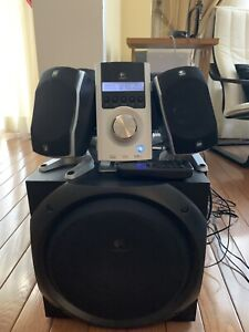 Speakers home theatre Logitech Z-5500 thx