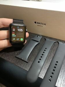 Apple watch series 3 black 42mm