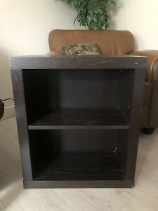 3pc set of tables-side table, coffee table, shelf