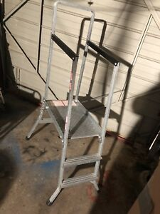 Premador inc model No:SS-1 safe step ladder for sale