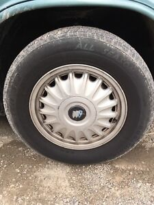 """LOOKING FOR BUICK REGAL 15"""" RIMS"""
